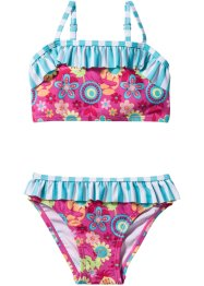 Bikini, bpc bonprix collection, Fucsia / turchese