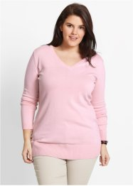 Pullover, bpc bonprix collection, Rosa perlato