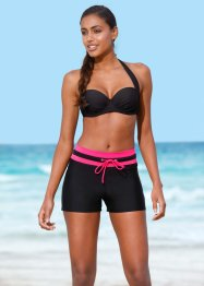 Pantaloncino per bikini, bpc bonprix collection, Nero