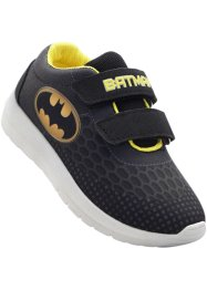 "Sneaker ""BATMAN"", Airwalk, Nero / giallo"
