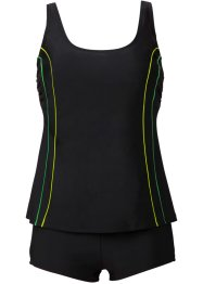 Tankini sportivo, bpc bonprix collection