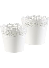 "Portavasi ""Lilly"" (set 2 pezzi), bpc living"