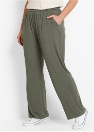 Pantaloni in jersey elasticizzato, bpc bonprix collection