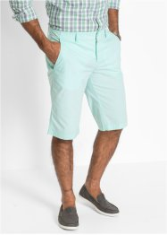 Bermuda chino elasticizzato regular fit, bpc selection