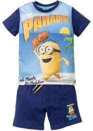 "T-shirt ""MINIONS"" + bermuda  (set 2 pezzi), Despicable Me"