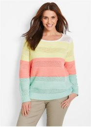 Pullover, bpc bonprix collection, Menta chiaro