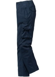 Pantalone cargo leggero regular fit straight, bpc bonprix collection