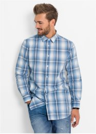 Camicia lunga slim fit, RAINBOW