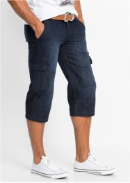 Jeans 3/4 regular fit straight, John Baner JEANSWEAR