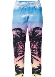 Leggings con palme, bpc bonprix collection