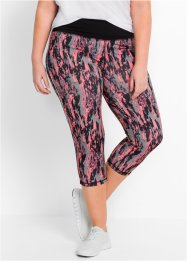 Leggings per lo sport 3/4, bpc bonprix collection