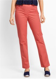 Pantaloni, bpc bonprix collection, Corallo