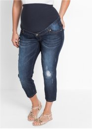 Jeans prémaman 7/8, bpc bonprix collection, Dark denim
