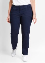 Pantalone elasticizzato, bpc bonprix collection, Blu scuro
