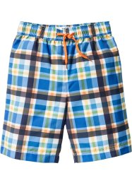 Pantaloncino da spiaggia, bpc bonprix collection, Fantasia a quadri