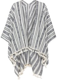 Poncho in stile bohémien, bpc bonprix collection