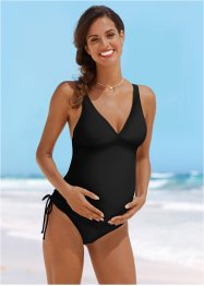 Tankini prémaman, bpc bonprix collection, Nero