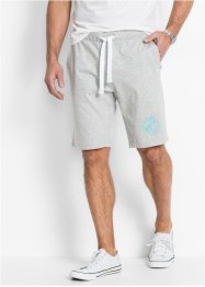 Pantaloncino in jersey con stampa, bpc bonprix collection