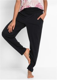 Pantalone lungo alla turca per wellness, bpc bonprix collection