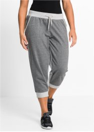 Pantalone da jogging 3/4, bpc bonprix collection