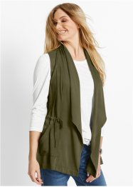 Gilet ampio, bpc bonprix collection