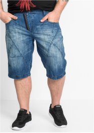 Bermuda di jeans regular fit, RAINBOW