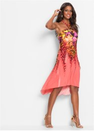 Abito multicolore, BODYFLIRT boutique, Fucsia / nero