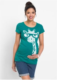 T-shirt prémaman con giraffa, bpc bonprix collection