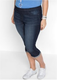 Jeggings 3/4, John Baner JEANSWEAR, Blu scuro
