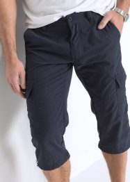Pantalone cargo 3/4 loose fit, bpc bonprix collection