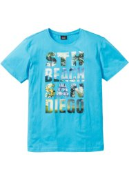 T-shirt stampata regular fit, bpc bonprix collection