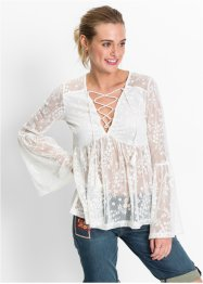 Blusa in pizzo, RAINBOW