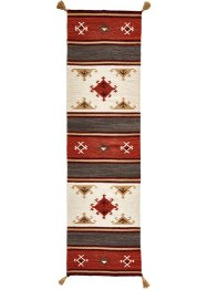 Tappeto kilim con nappe, bpc living bonprix collection