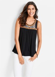 Top in maglina, bpc bonprix collection