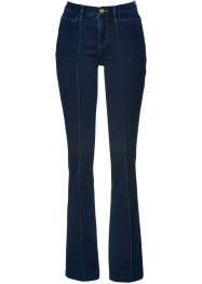 Jeans bootcut con pieghe, bpc selection