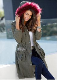 Parka con strass, bpc selection premium