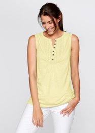 Top in filato fiammato, bpc bonprix collection