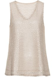 Top in jersey glitterato, BODYFLIRT