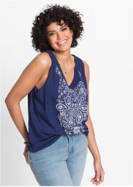 Top stampato, John Baner JEANSWEAR
