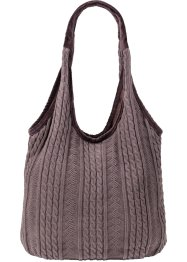 Borsa in maglia «Marie», bpc bonprix collection