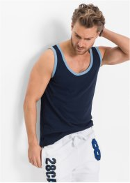 Canotta (pacco da 2) regular fit, bpc bonprix collection