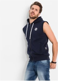 Gilet di felpa slim fit, RAINBOW