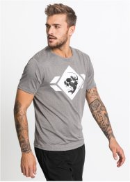 T-shirt funzionale slim fit, RAINBOW