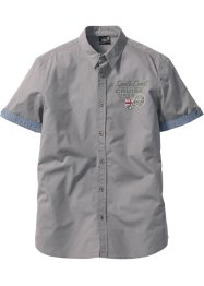 Camicia a manica corta regular fit, bpc bonprix collection