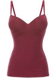Top reggiseno in cotone biologico, bpc bonprix collection