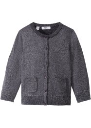 Cardigan con lurex, bpc bonprix collection