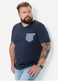 Maglia con taschino regular fit, John Baner JEANSWEAR