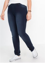 Jeggings in felpa comoda, John Baner JEANSWEAR