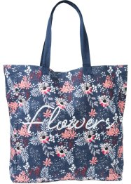 "Borsa shopper ""Flowers"", bpc bonprix collection"