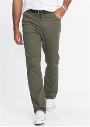 Pantalone elasticizzato classic fit straight, bpc bonprix collection